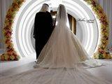 Actress Farah Al Hady Wedding Look Details