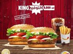 Burger King Lebanon All Year Long Saving Offer