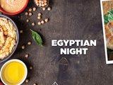 Egyptian Night at Crowne Plaza Kuwait Hotel Every Wednesday