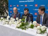 flydubai inaugural flight lands in Helsinki