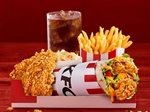 وجبة تشيز هالبينو تويستر بوكس الجديدة من مطعم دجاج كنتاكي