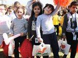 مركز سلطان يدعم اليوم الرياضي السنوي لطلاب مدرسة الخليج الانجليزية