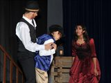 Oliver Twist at Kuwait National English School