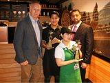 ستاربكس ومطعم بابل يفوزان بجوائز في مجالي العلاقات العامة وخدمة الزبائن
