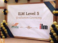 ILM Level 5 Graduation Ceremony of TSC Managers