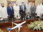 Inauguration of Code Share Flights between Kuwait Airways and Middle East Airline (MEA)