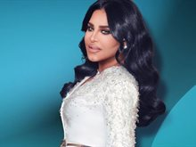 Ahlam Al Shamsi in Kuwait Opera House on April 6th 2018