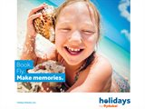 Holidays by flydubai goes on sale (PDF Brochure) - Packages for Destinations among its Latest Product Offering
