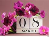 اليوم هو اليوم العالمي للمرأة ... تحية طيبة الى كل نساء العالم!
