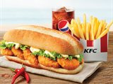 New KFC Zinger Shrimp Meals Offers