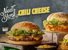 New Burger King New York Chili Cheese Meals