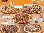 مجموعة جديدة من البيتزا بنكهات آسيوية في باستمانيا لفترة محدودة