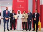 """فندق وأبراج مكة ميلينيوم تفوز بجائزة """"الفندق الرائد في مكة لعام 2018"""" في حفل جوائز السفر العالمية"""