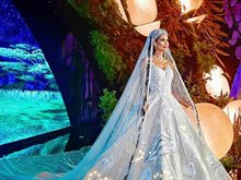 Alice AbdelAziz Fairytale Wedding Look Details