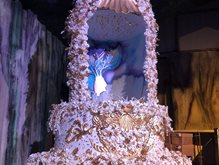Facts about Alice AbdelAziz Amazing Wedding Cake by Le 43 Catering