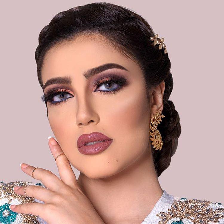 عرض الغبقة من صالون حنان دشتي لـ رمضان 2018 موقع رنوو نت