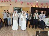 شركة الراية تشارك المسنين في دار الرعاية بركة شهر رمضان وسط أجواء ممتعة