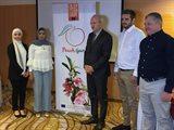 """Peach Garden"" يروج لمنتجات الخوخ اليوناني في الكويت للسنة الثالثة على التوالي"