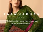 Tara Jarmon ABC Achrafieh has Reopened after Embellishment