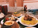 رسالة تركها أحد الزبائن بعد زيارته المطعم الكويتي فريج صويلح في المباركية