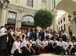 """افتتاح مطعم """"سبونتيني"""" في الأفنيوز ... صاحب البيتزا الأشهر في ميلانو"""