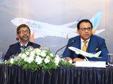 flydubai's inaugural flight lands in Kozhikode
