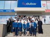 flydubai marks start of flights to Uzbekistan with Tashkent inaugural