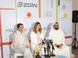 """Sofia Richie launched the Neon Capsule Collection of Bags """"Marzook à la Sofia Richie"""" in Kuwait"""