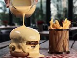 Messiest Burger in Lebanon at To-Gather Restaurant