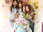 Nancy Ajram Celebrates 8th Birthday of Daughter Ella
