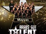 Mayyas Lebanese Team Wins 6th Season of Arabs Got Talent