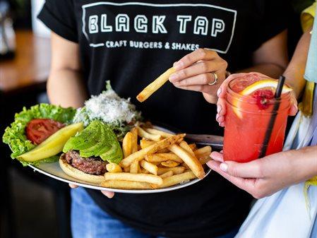 Black Tap Celebrates 1st Birthday in Kuwait with Summer Shake-up!