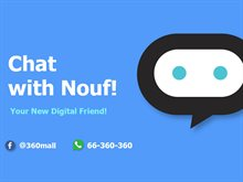 "360 MALL Launches ""Nouf"", Region's First-of-a-Kind AI Chatbot"