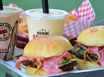 Rock House Sliders Restaurant New Pink Rocka Slider
