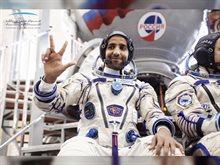 هزاع المنصوري يدون اسمه ضمن 239 زائرا لمحطة الفضاء الدولية من 19 دولة