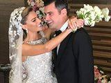 Tony Frangieh and Lynn Zeidan Celebrated Historical Wedding in Ehden