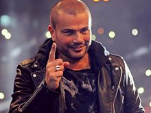 Amr Diab in Kuwait on 13th February 2020