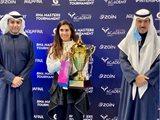 أكاديمية رافا نادال للتنس في الكويت تسجل لحظات تاريخية مع اختتام بطولتها الأولى للماسترز
