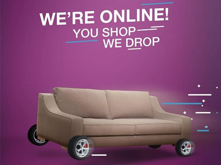 Safat Home Launched their Online Shopping Service