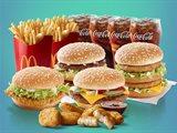 Friends Offer from McDonald's Restaurant Kuwait
