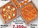 عرض تربل تريت بوكس من مطعم بيتزا هت الكويت