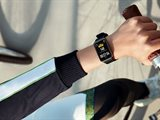 A close look at the new HUAWEI WATCH FIT and its stylish HD screen