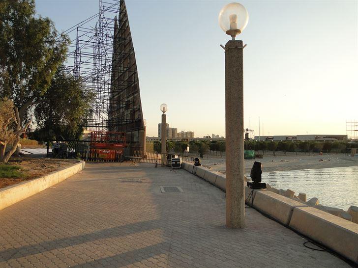 الصورة 12 بتاريخ الجمعة، 2 نوفمبر/تشرين الثاني 2012 - الحدث الغير مسبوق في الكويت