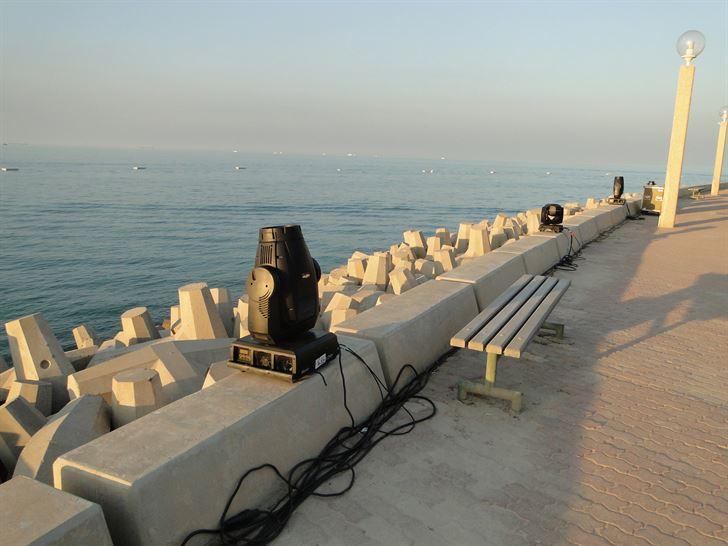 الصورة 19 بتاريخ الجمعة، 2 نوفمبر/تشرين الثاني 2012 - الحدث الغير مسبوق في الكويت