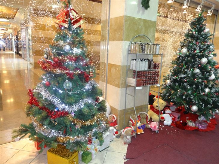 Photo 148 on date 28 November 2012 - Christmas started @ Sultan Center