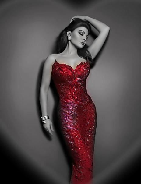 Photo 169 on date 19 December 2012 - Haifa Wehbi's Hottest Shots!