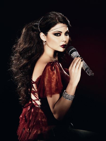 Photo 176 on date Wednesday, 19 December 2012 - Haifa Wehbi's Hottest Shots!