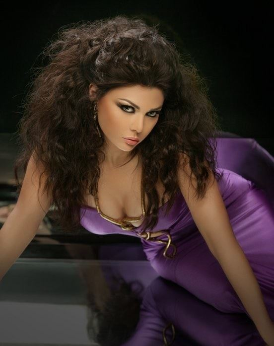 Photo 179 on date Wednesday, 19 December 2012 - Haifa Wehbi's Hottest Shots!