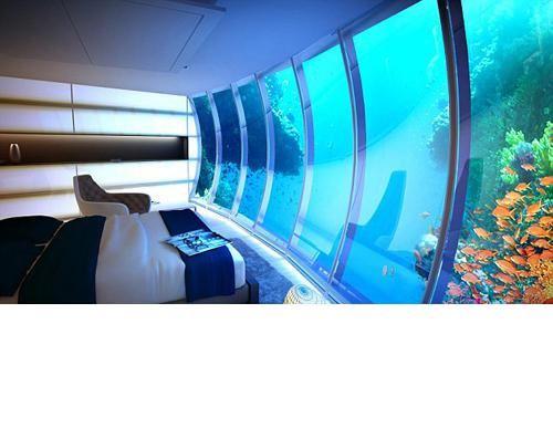 الصورة 205 بتاريخ 29 يناير / كانون الثاني 2013 - دبي تبني أكبر فندق تحت الماء في العالم