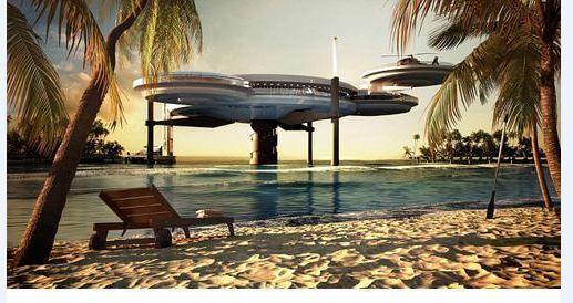 الصورة 210 بتاريخ 29 يناير / كانون الثاني 2013 - دبي تبني أكبر فندق تحت الماء في العالم